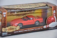 GREENLIGHT 86497 - Chevrolet Corvette C4 The Big Lebowski 1998 Larry Seller 1/43