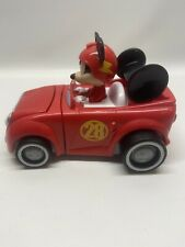 Disney Junior Mickey Mouse Roadster Racers Transforming Hot Rod Lights Sound Car