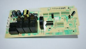 Microwave Oven Russell Hobbs  PCB Control Board