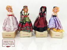 Vintage promotional Dolls of the World