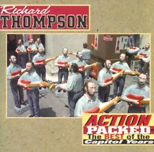 Richard Thompson - Action Packed / The Best Of The Capitol Years