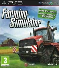 Farming Simulator 13 2013 PS3 PlayStation 3 Video Game Mint Conditon UK Release