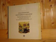 Bach Cantatas 27 59 118 158 JAAP SCHRÖDER TELEFUNKEN LP SAWT 9489-B Royal Stereo