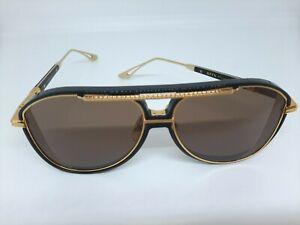 Dita Expiluxury Men's unisex glasses limited edition black gold authentic