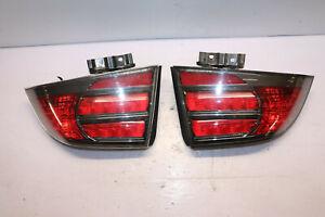 2007-2008 Acura TL Type-S OEM RH LH Driver Passenger Tail Brake Lights Lamps