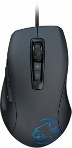 ROCCAT PROFI Gaming Maus 8200 dpi kabelgebunden USB Mouse Lasersensor beleuchtet