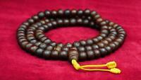Mala Bodhi grains taille (11mm) BUDDHA méditation Népal STUPA origine asie