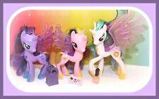 ❤️My Little Pony Princess Parade Luna Celestia Cadance Festival Friendship Lot❤️