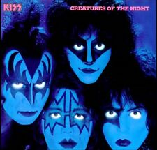 Kiss Creatures of the Night Album Cover POSTER 24 X 24 Inches Looks great!