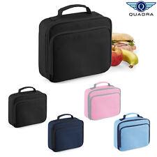 QUADRA Borsa Pranzo Cooler Per Bambini Cena BOX (QD435) - Ragazzi Ragazze Lunchbox