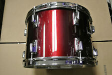 """ADD this 1980's TAMA IMPERIALSTAR RED 13"""" TOM to YOUR DRUM SET TODAY! #K15"""