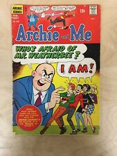 Archie and Me, No. 13 (February, 1966)