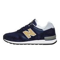 New Balance - M670 NNG Made in UK Navy Sneaker Sportschuhe