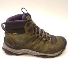 Keen Gypsum II US 8.5 EU 39 Mid Leather Trail Hiking Shoes Womens Boots