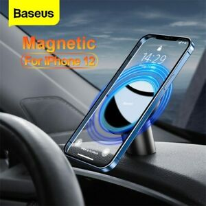 Baseus Car Air Vent Dashboard Magnetic Phone Holder Stand for iPhone 12 Pro Mini