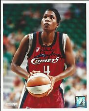 Wanda Guyton Wnba Signed Auto 8x10 Basketball Photo Autograph