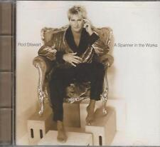 Music CD Rod Stewart A Spanner In The Works