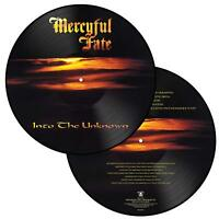 MERCYFUL FATE - INTO THE UNKNOWN (PICTURE DISC)   VINYL LP NEW!