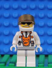 Lego minifigures Space mm004 Astronauta-Mars Mission Astronaut-  7692 7693 7647