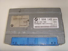 BMW E46/E36/X5 E53 TRANSMISSION CONTROL MODULE  24607508145