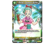 Dragon Ball Super Perfect Support Bulma P-034 PR Non-Foil Vol 3 Kit Promo