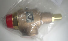 Rockwood Swendeman 710NEHH-A Cryogenic Service Bronze Safety Relief Valve