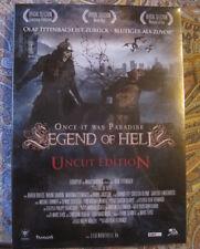 LEGEND OF HELL - UNCUT - DVD - NEU - OVP - HORROR - OLAF ITTENBACH