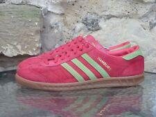 2014 Adidas Hamburg UK10.5 / US11 Red Green City Series Originals Rare