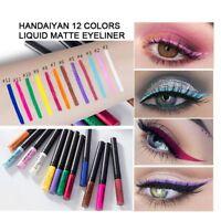 Waterproof Eyeliner-HANDAIYAN Gel Waterproof Liquid-like Pencil Eyeliner Best