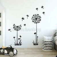 Dandelion In The Wind Wall Art Sticker Home Decor Print Painting Decal 50x70CM
