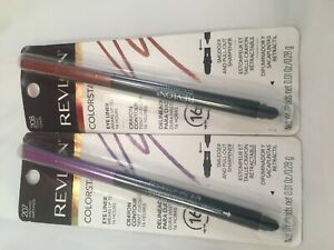 Revlon ColorStay Eye Liner 201 207 & 208 *YOU CHOOSE* ~COMBINED SHIPPING~