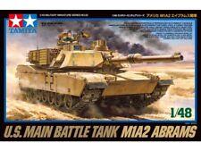 Tamiya 1/48 escala 1/48 M1A2 Abrams
