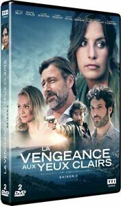 LA VENGEANCE AUX YEUX CLAIRS Saison 2 [DVD] - NEUF