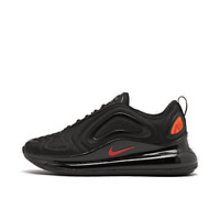 Men's Nike Air Max 720 Running Shoes Black/Crimson/University Red CT2204 002 Siz