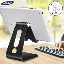 Desktop Holder Tablet Stand For Ipad Phone Samsung Universal Rotation Aluminium