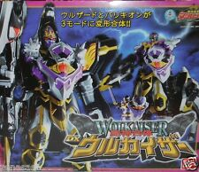 New Bandai Mahou Sentai Magiranger DX Wolkaiser