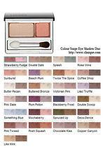 Clinique Colour Surge .07 oz / 2.2 gr All Color Eye Shadow Duo Original Formula