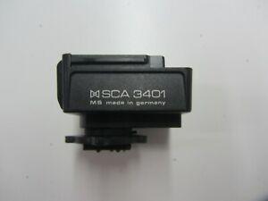 Metz SCA-3401 M5 Dedicated Flash Adapter Module Hot Shoe For Nikon Cameras