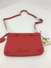 WHITE STUFF WOMEN'S PETUNIA CROSSBODY PURSE SPRING RED NWT