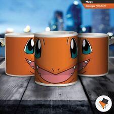 Charmander pokemon coffee tea mug cup gift birthday christmas present A