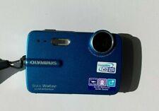 Olympus Stylus Water 550WP / 10.0MP Digital Camera - Blue / Waterproof 3m/10ft