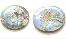 Vintage Vileroy & Boch Fairy Collectible Plates *Set of 2*  #3845A and #4707