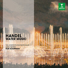 Handel / Ton Koopman - Water Music [New CD]