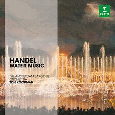 Handel / Ton Koopman - Water Music [New CD]