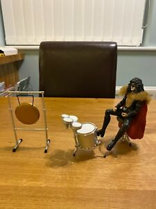 KISS Creatures McFarlane Figure - Eric Carr - The Fox