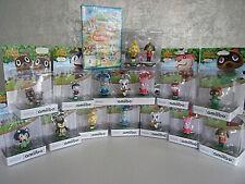 amiibo Animal Crossing (Figuren / WiiU-Spiel) - zum aussuchen - Neu & unbespielt