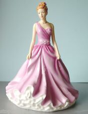 Royal Doulton LINDA Pink Pretty Ladies Figurine HN 5605 New In Box
