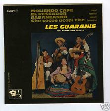 45 RPM EP LES GUARANIS MOLIENDO CAFE