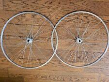 Vintage Wheels NOS Rino Hubs / Ambroisio Extra Elite, Campagnolo Record Era