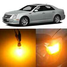 Alla Lighting Side Marker Light 194 2825 Amber 12V LED Bulb for Cadillac STS XLR